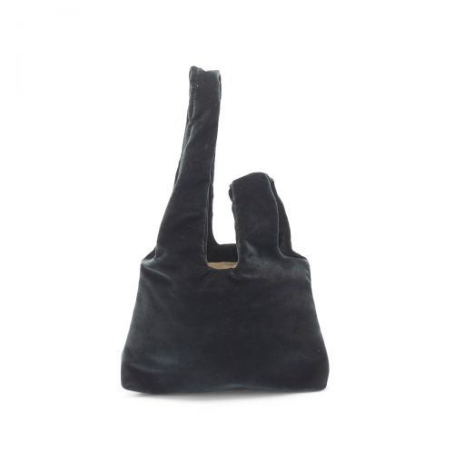 NIGHT BAG VELLUTO LISCIO 26X20X5